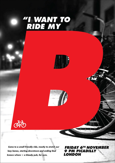 Iancu • Bike ride