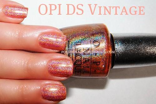 OPI DS Vintage