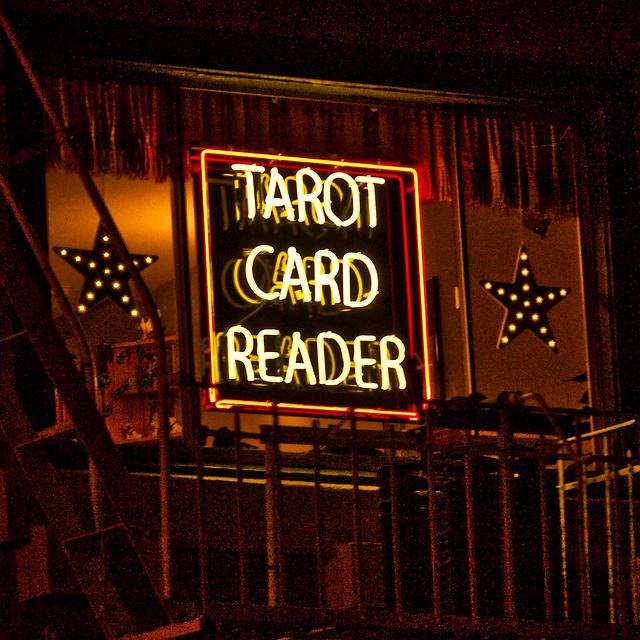 tarot psychic