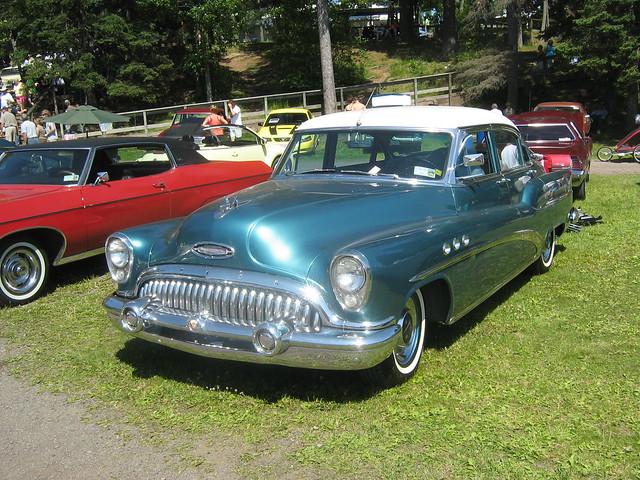1953 buick 4 door sedan flickr photo sharing