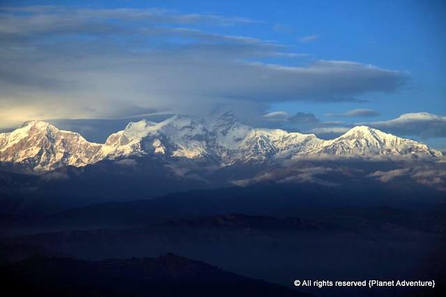 Annapurna's View Point - Bandipur - Annapurna Circuit Trek - Nepal
