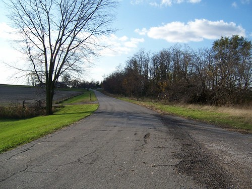 Old US 40/Natl Rd alignment
