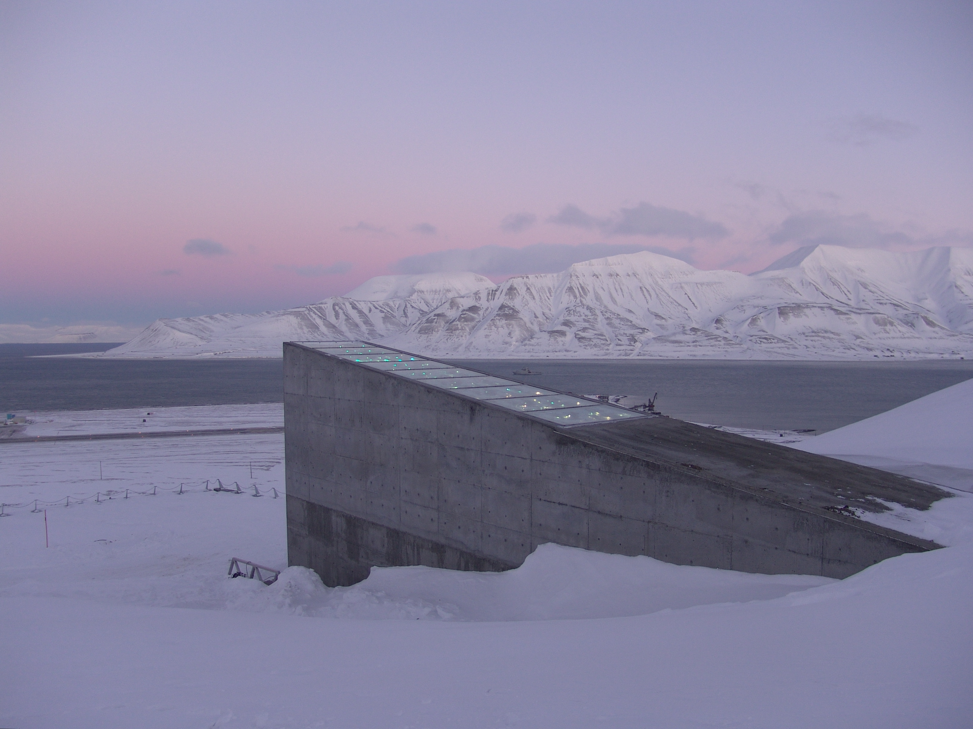 Climate Change Why Norway S Seed Vault Is Getting A 13 Million