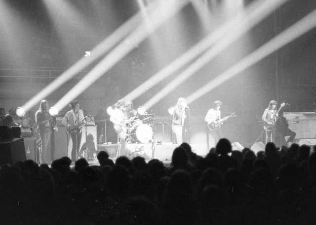Rolling Stones, Charlotte (1972)