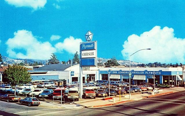 Dodge Dealer San Leandro Ca >> Chrysler dealerships - a gallery on Flickr