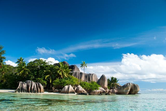 Seychelles - La Digue - Anse Source d'Argent [1]