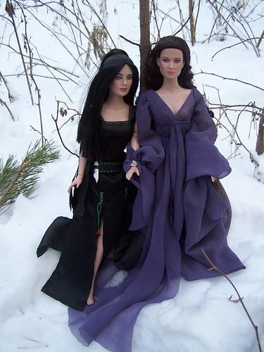 Marit & Serafina
