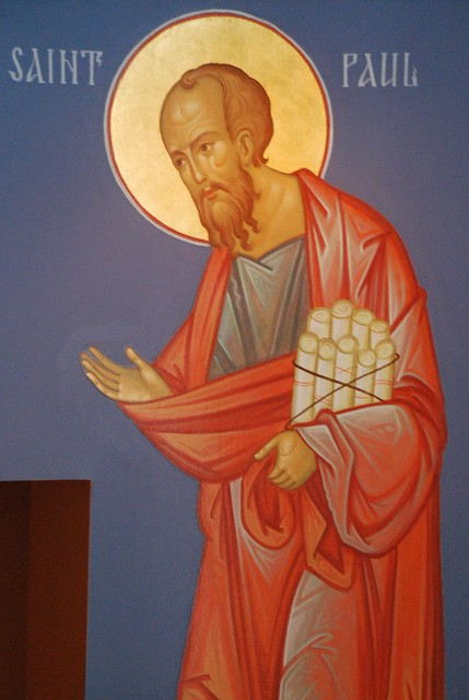 St. Paul the Apostle from Flickr via Wylio