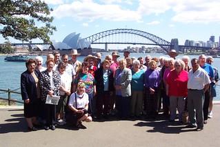 Tour Group Sydney