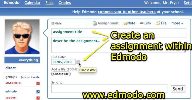 Edmodo assignments | Flickr - Photo Sharing!