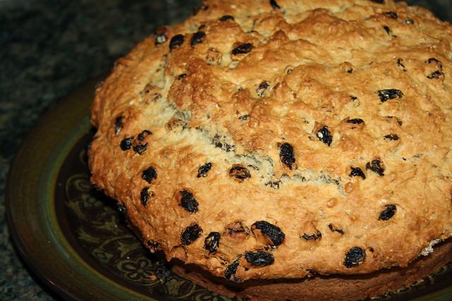 Irish Soda Bread with Raisins and Carraway Seeds | Flickr - Photo ...