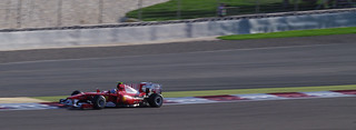 Alonso Leads to Victory