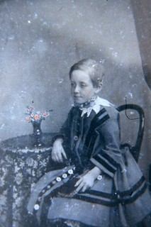 Earliest known photograph of Richard Jefferies