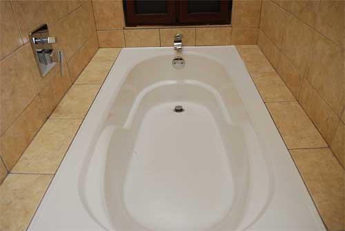 Tinas De Baño Para Mobile Home:Loft Doña Beatriz: Tina en Baño / Bathroom Tub