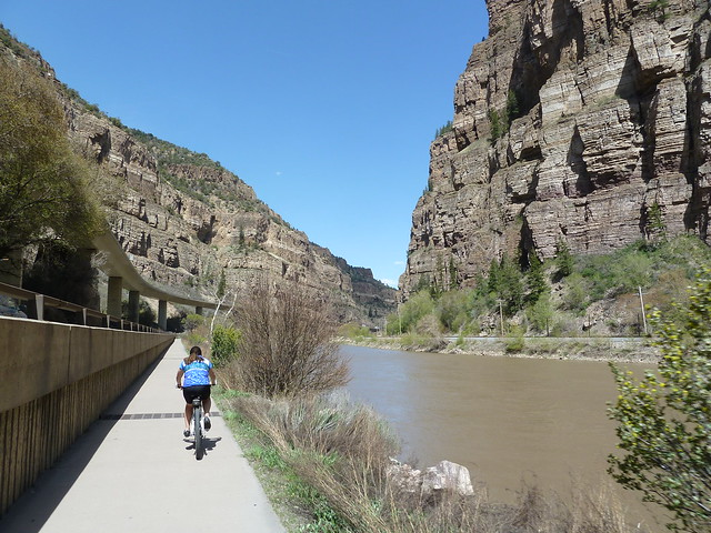 Glenwood Canyon Bike Path 22