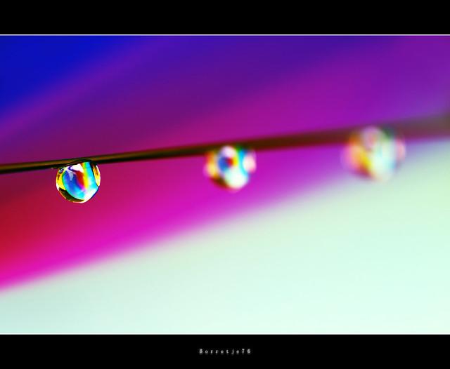 Magic Droplet .  .  .[explored]