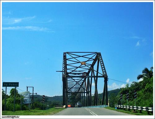 Jambatan Sungai Padas, Tenom