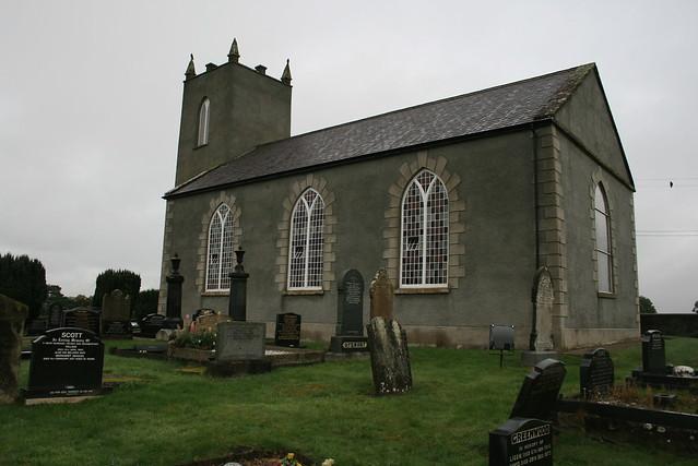 St Nossonus' Church, Innisrush