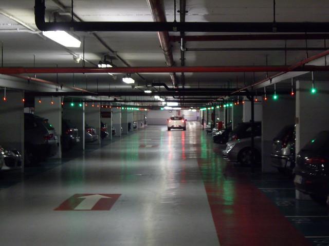 High Tech Garage Best With HighTech Parking Garage Images