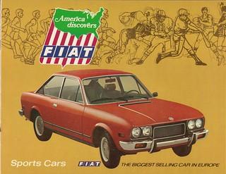 America Discovers FIAT