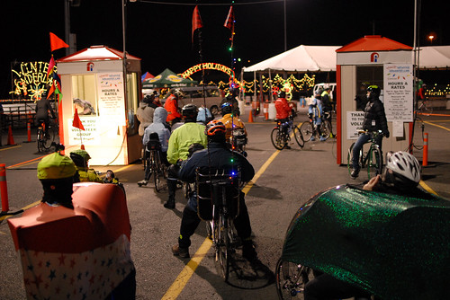 Winter Wonderland-Bike Night at PIR-1