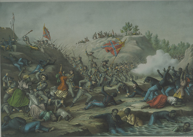 battle of fort pillow during the civil war Abraham lincoln fort pillow  home  civil war  black soldiers  fort pillow  in the river near the fort testified that before the battle he had.