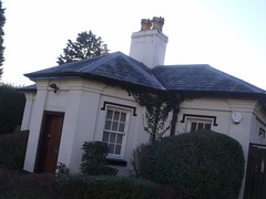 22 Park Road, Solihull - Former Lodge to Malvern Park