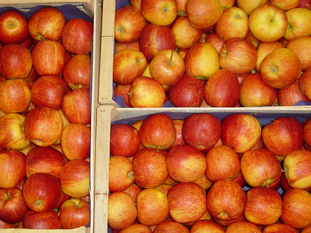 pommes bipolaires