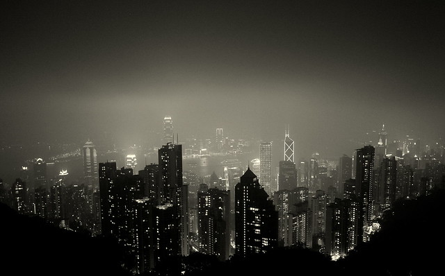 Misty Hong Kong - Gotham City II