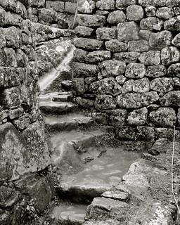 Steps at Macchu Pichuu