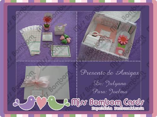 Presente de Aniversário Surpresa que a Julyana Brandão (TerezinaPI