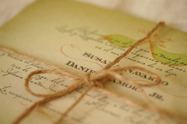 Estilo Vintage Decoracion Boda ~ Vintage Mexican Wedding Invitations  Flickr  Photo Sharing!