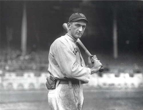 Shoeless Joe Jackson by John McNab