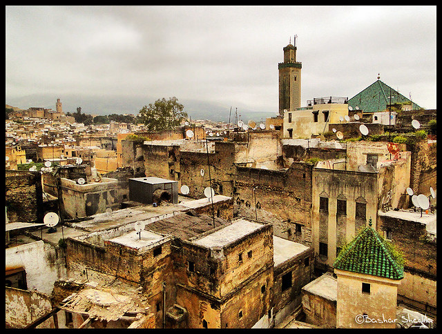 The Old City of Fez !