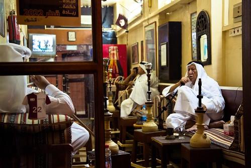 Shisha Scene in United Arab Emirates