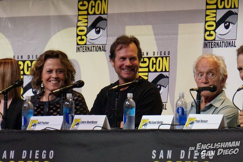 image - SDCC 2016 (Aliens 30th Anniversary Panel, Bill Paxton) 07
