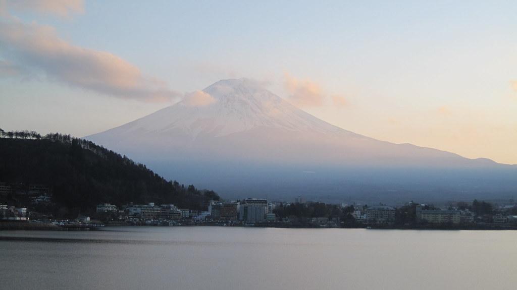 富士山 Mt. Fuji