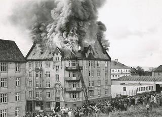 Brann i Magnus den Godes gate (1953)