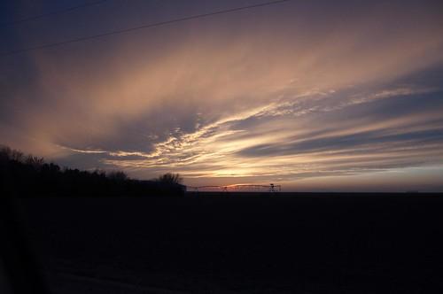 sunset sky nikon pheasant farming hunting kansas copeland d90 sublette