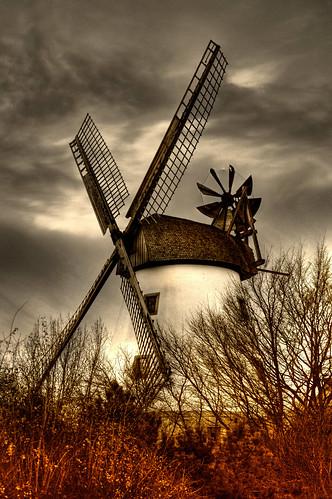Minden - Meissener Windmühle 09