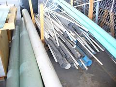pipe - PVC pipe