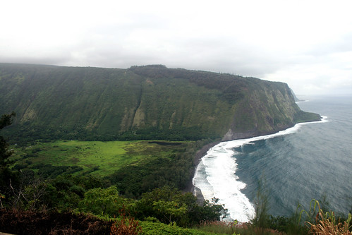 Michelle waffries' photo of Waipio Valley.