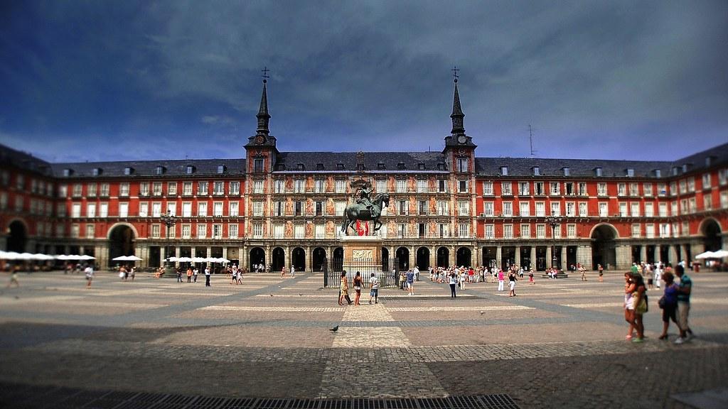 Plaza Mayor - Casa de la Panadería