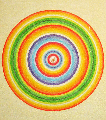 R Is For Rainbow rainbow mandala | Flic...