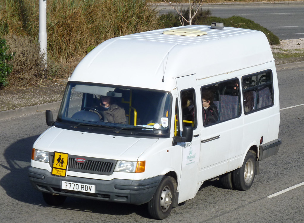 Plymouth City Council T770RDV