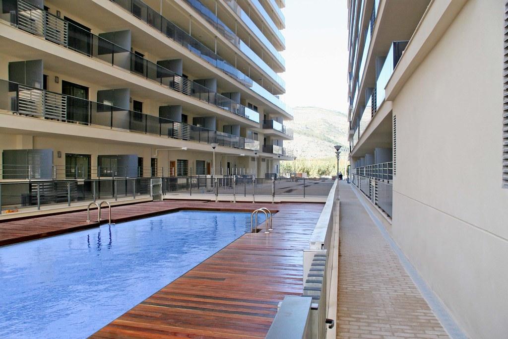 Terrazas Al Mar De Oropesa Un Apartamento En La Playa A Un