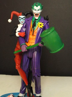 365 Toy Project, Three 150_365 - Joker & Harley Quinn