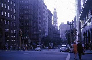 Pitt St. Sydney, 1968