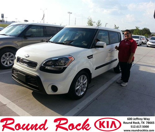 #HappyBirthday to Ida Rangel from Rudy Armendariz and everyone at Round Rock Kia! by RoundRockKia