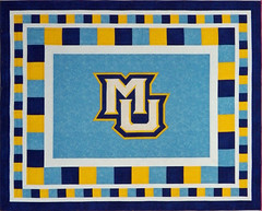 We Are Marquette Quilt